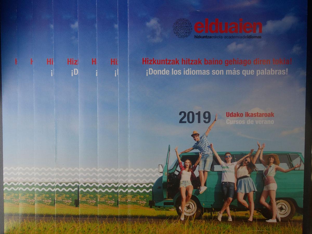 Cursos de verano Elduaien