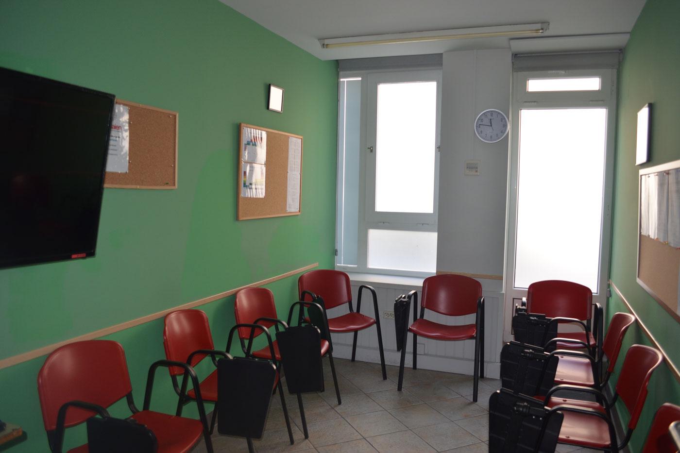 Donostiako Akademia Alemana, Intxaurrondo eta Ondarreta