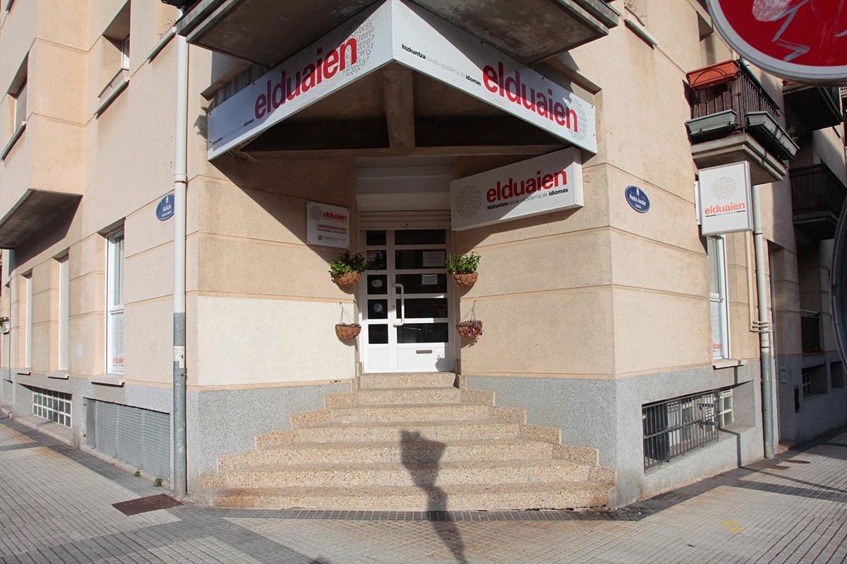 Academia de idiomas de Intxaurrondo en Donosti