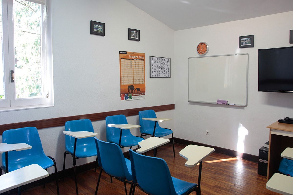Language courses of Kondeko Aldapa in Tolosa