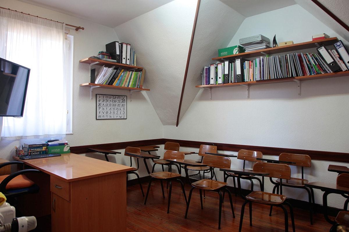 French courses of Kondeko Aldapa in Tolosa