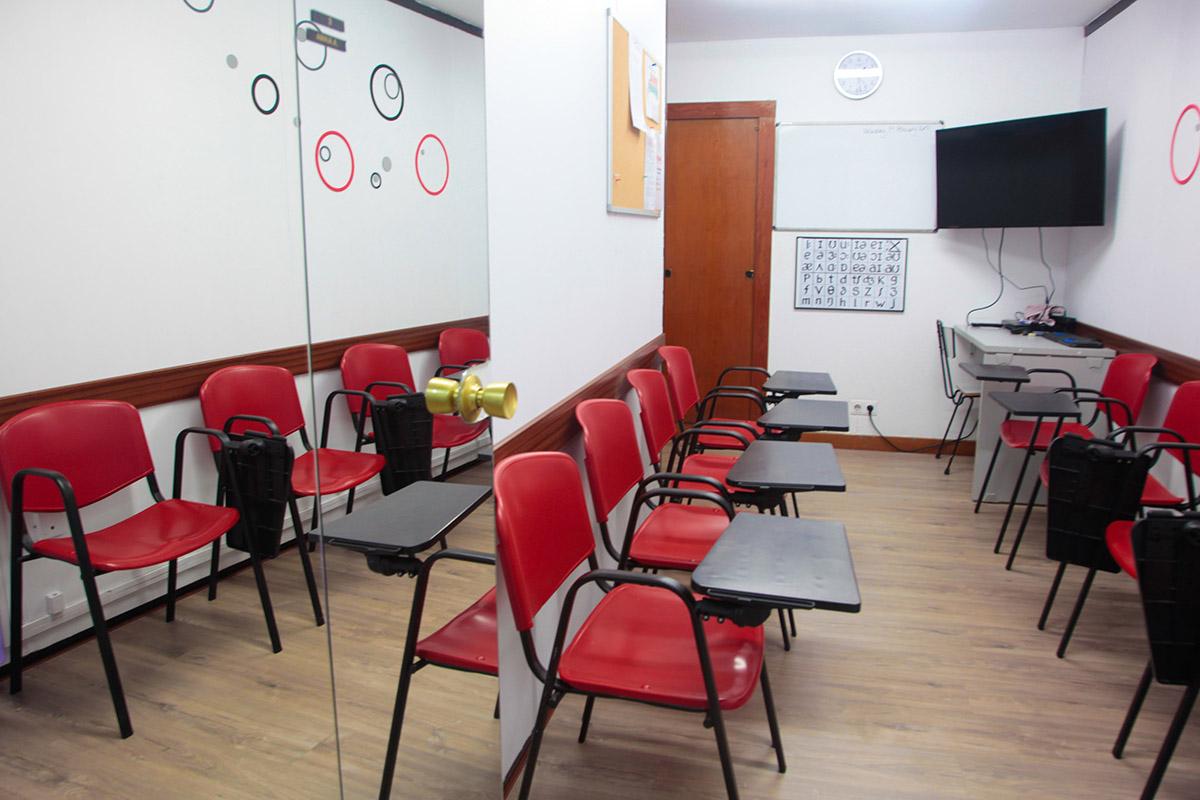 Language courses Tolosa Avenida de Navarra