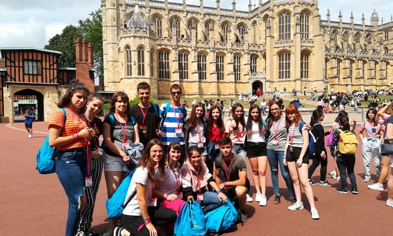inglés jóvenes verano Ashford Elduaien