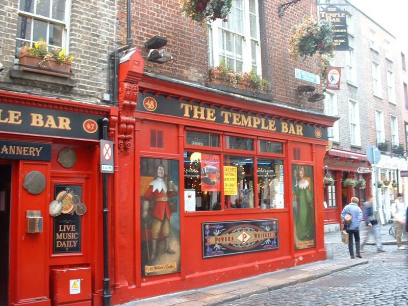 Inmersión inglés para negocios en Dublín. Elduaien