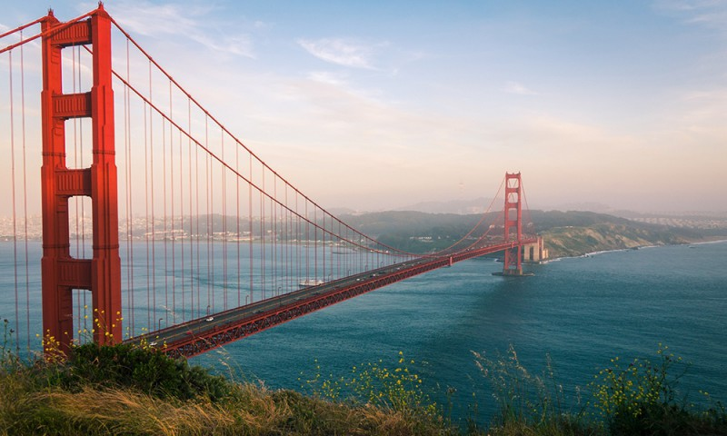 Intensive English course in Summer for adults in San Francisco. Elduaien