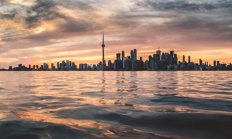 Summer course English in Toronto. 2019. Elduaien Language School